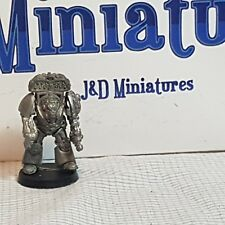 Warhammer 40,000 4107 Terminator Marines Rogue Trader missile soutien Cyclone