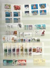 2001 MNH year set/jaargang, Noorwegen, Norway, Norge, Norwegen, Postfris