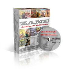 Zane Grey Audiobook Collection - 17 of the Best Westerns in MP3 on DVD!