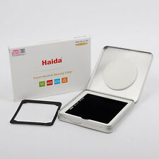 Haida 100x100mm ND1.8 64x (6 Stops) Square Neutral Density Filter 100 Series
