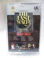 The Last Waltz : Martin Scorsese - Japanese original 8mm Video TAPE RARE