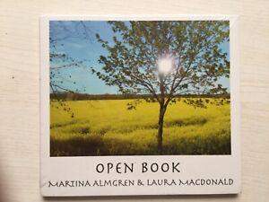 Open Book - Martina Almgren & Laura MacDonald CD NEW & SEALED