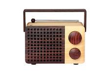Magno personale Wooden Radio Ikono LEGNO RADIO MAGNO MINI LEGNO-Radio Radio line-in