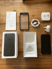 Apple iPhone 7 - 32GB - Jet Black (Unlocked) A1778 (GSM) Plus Extras ...