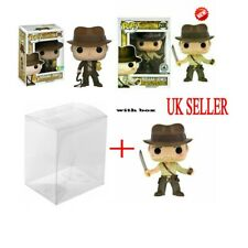 UK Funko Pop Indiana Jones Action Figures brinquedos Collection Toys Gift W/Box