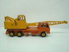 DINKY SUPERTOYS - 972 - GRUE COLES - LORRY MONTED CRANE - 1/43 - ANCIEN -