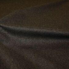 weicher Loden-Stoff in braun Herbst Sakko Jacke Mantel Meterware Wolltuch