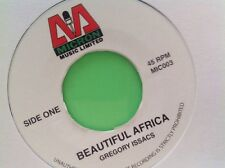 MICRON BEAUTIFUL AFRICA / VERSION GREGORY ISSACS