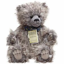 Special Offer! Silver Tag Bears Alexander - Complete with Gift Box (Rrp £65)