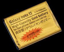 Batteria 4200Mah per SAMSUNG GALAXY NOTE 2 GT N7100 POTENZIATA MAGGIORATA