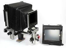 Sinar P 8X10 + 5X7 multi format Monorail Camera set