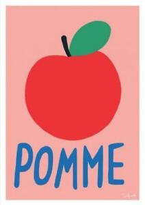 Pomme Art Print