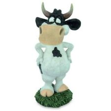 Funny Kuh Berta - steht auf einer Wiese - große Figur