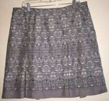 f9a8a5f4c Faldas geométrico Ann Taylor Plisado para Mujeres | eBay