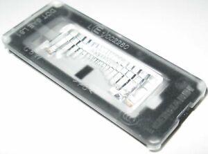 MINI Boot Trunk Number Reg. Licence Plate Light Lens 51132756227