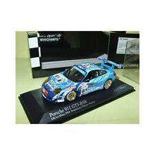 Minichamps Porsche 911 Gt3- RSR #81 le Mans 2004. 1/43.