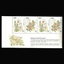 Ireland, Sc #813a, MNH, 1990, Booklet, Flowers, Flora, plants, FIAIAS7Z
