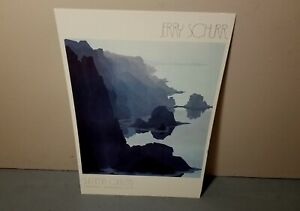 Vintage Jerry Schurr 1979 Olympia Summa Gallery Brooklyn Heights Poster Print