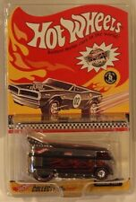 Hot Wheels 2nd Nationals/Convention Volkswagen Drag Bus VW Redline/Real Riders