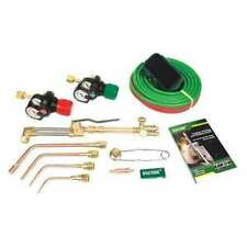 Victor 0384 2100 Cutting Outfit Journeyman Edge 20 Series Acetylene Welds