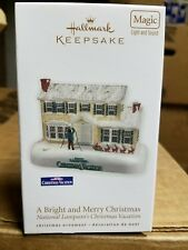 2010 Hallmark Keepsake Ornament A Bright and Merry Christmas Vacation Lampoon's