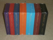 J K ROWLING: HARRY POTTER SLIP CASED FIRST EDITION GIFT SET