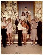 THE POSEIDON ADVENTURE SUPERB CAST PHOTO GENE HACKMAN ERNEST BORGNINE