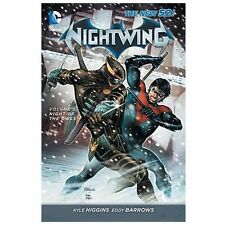 Nightwing - Night of the Owls Vol. 2 by Kyle Higgins Eddy Barrows 2013 Paperback