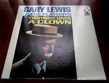 Gary Lewis  Everybody Loves A Clown  1965  Liberty LRP-3428   Vinyl LP  R&R  VG+