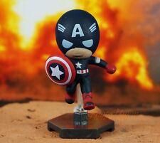 Marvel Universe Figure Figurine Avengers Captain America CAKE TOPPER K1046_R