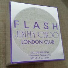 ♡♡♡Jimmy Choo Flash London Club 100ml EDP  by Jimmy Choo, Womens Perfume (BNIB)