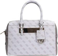 d46eea114725 GUESS WOMENS SHOPPING SHOULDER BAG HANDBAG TOTE SATCHEL SMALL MEDIUM WHITE  IVORY