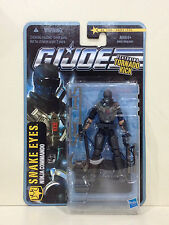 "G.I.Joe The Pursuit of Cobra 3.75"" Snake Eyes Featuring Tornado Kick (MOSC)"