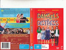Damsels In Distress-2012-Greta Gerwig-Movie-DVD