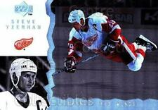1996-97 UD Ice #109 Steve Yzerman