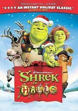 Shrek the Halls (DVD, 2008, Used) Usually ships within 12 hours!!!