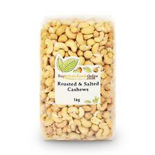 Les Noix de cajou entières, grillées et salées 1 kg | Acheter Whole Foods En Lig...