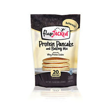 FlapJacked Protein Pancake & Baking Mix - Buttermilk - Easy Pancakes - 340G