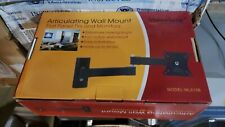 VideoSecu Long Articulating Lcd Led Tv Monitor Flat Panel Tv Wall Mount 100Mm