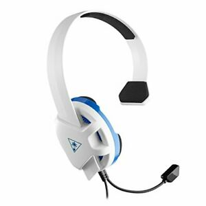 Turtle Beach Recon Chat White Headset - (PS4 / Xbox One) (New)