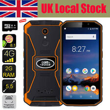 "5.5"" Unlocked Rugged 4G SmartPhone Land XP9800 Rover Android 8.1 Cell Phone+32GB"