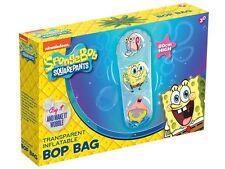 Spongebob Squarepants Inflable Boxeo Punch Bop Bolsa De Juguete, 3 años +