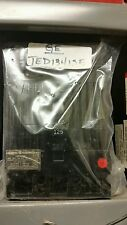 GE TED36125 Circuit Breaker 125 Amp 3 Pole Reconditioned and load tested