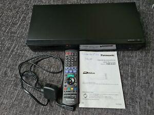 Panasonic DMR-EX97EB-K Freeview HD 500GB HDD DVD Recorder - Black