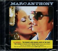 MARC ANTHONY - EL CANTANTE - CD (NUOVO SIGILLATO)