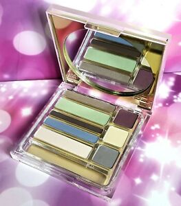 Estee Lauder Pure Color Eye Palette Mocha Cup Mint Espresso Berry Ice Silver