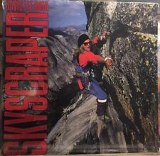 David Lee Roth- Skyscraper LP- Sealed Mint Condition!!