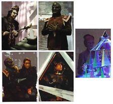 1995 BABYLON 5 PRISMATIC FOILS CHASE CARDS