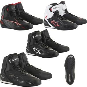 Alpinestars Faster-3 Motorcycle Shoes
