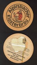 Edad bd/tapa de cerveza, alpirsbacher klosterbräu, Alpirsbach/Baden-Württemberg